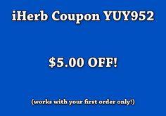 Best iHerb discount coupon code? YUY952 | High Score Blog  http://pusabase.com/blog/best-iherb-coupon/
