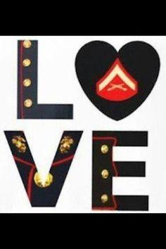 Love my Marine. :-)