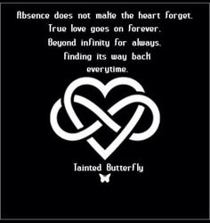 Some loves are for an infinity.just as the pain of that love lost is for an infinity. Celtic Knot Tattoo, Celtic Tattoos, Celtic Love Knot, Celtic Symbols And Meanings, Viking Symbols, Marriage Symbols, Love Symbol Tattoos, Irish Tattoos, Love Quotes For Him