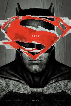 Batman v Superman: Dawn of Justice (2016) 27x40 Movie Poster