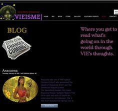 Daily blogs at www.vieisme.com #Anacaona