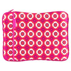 $30.00 Jonathan Adler Laptop Sleeve - Retro Floral