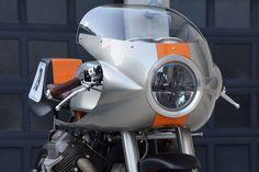 Moto Guzzi Cafe Racer - Stasis Motorcycles #motorcycles #caferacer #motos   caferacerpasion.com