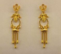 Gold Earrings Designs Jewellery Design C Jewelry India Bangles