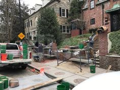 President Obamais building a wall at Obama's soon-to-be D.C. rental. The rental will be home until Sasha graduates so the  Obamas needed the property outfitted for the Secret Service and more fortification.
