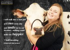 Ideas Dairy Farm Quotes Cattle For 2019 Farmer Quotes, Dairy Free Mashed Potatoes, Cow Quotes, Dairy Cattle, Show Cattle, Showing Livestock, No Dairy Recipes, Free Recipes, Farm Signs