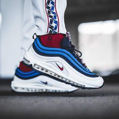 "56f77d15450f56 ... TO DM on Instagram  ""(PRE ORDER) Nike Air Max 97 SE Pull Tab ""Obsidian""  . Size   Price  ASK ME! BNIB 100% ORIGINAL Cicilan CC 0% Via Tokopedia .  More…"""