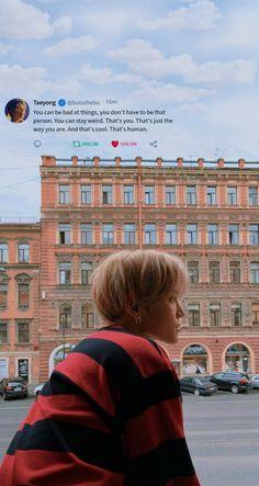 Nct Taeyong, Korean Quotes, Jaehyun Nct, Quote Aesthetic, Aesthetic Anime, Photos Du, Belle Photo, Boyfriend Material, K Idols