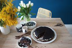 """A fond dans l'esprit simple life, je me suis mise aux fourneaux pour faire le gâteau prestige, le """"bolo prestigio"""", une recette traditionnelle brésilienne."""