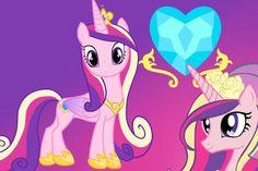 mlp | Princess Cadence Wallpaper by ~Luuandherdraws on deviantART