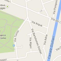 google maps percorso  personale