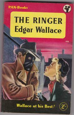 The Ringer Edgar Wallace Pan 42 Paperback 1957