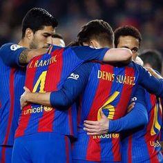 3 puntos importantes para seguir sumando en Liga. Ahora a seguir trabajando más juntos que nunca!! Vamos Barça 💪💪💪 3 important points for adding in la Liga. We have to keep working together, more than ever. Let's go Barça 💪💪💪