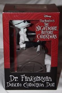 Finkelstein Deluxe Collection Doll Nightmare Before Christmas Limited Ed Nightmare Before Christmas Toys, Tim Burton, Dolls, Collection, Baby Dolls, Doll