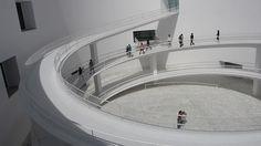 Museum of Memory spiral ramp, Granada