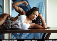 Sondra Blockman NPC Bikini Competitor