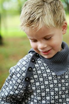 Nice and simple knit pattern