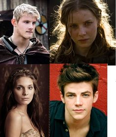 Alexander Ludwig as Jack, Rachel Hurd-Wood as Celena, Caitlyn Stasey as Maggie, and Grant Gustin as Fletcher. basically I'm really bored so I made a panel of actors who I most imagine as my characters. Almost 5 years have gone by and I still haven't found a perfect actress for Celena's look. I obviously have second, third and more actors as choices for my characters but these are my fave. #NoLifeButTheNovelLife