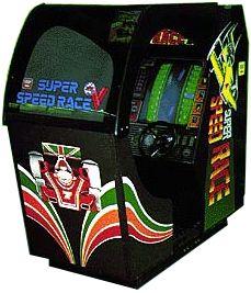 Super Speed Race GP-V arcade cabinet - Google Search