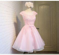 Lamya fotos reais cores personalizadas laço cor de rosa da dama de honra dress as costas abertas sexy party dress em estoque em Vestidos do baile de finalistas de Casamentos & Eventos no AliExpress.com | Alibaba Group