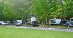 Flaming Arrow Campground at Whittier, North Carolina, United States