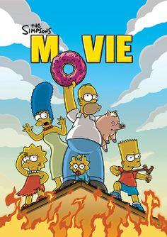 """The Simpsons movie"" (2007)"