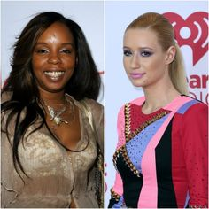 Rah Digga, known for running with Busta Rhymes and the Flipmode Squad back in the day, is not here for Iggy Azalea. Find out why.