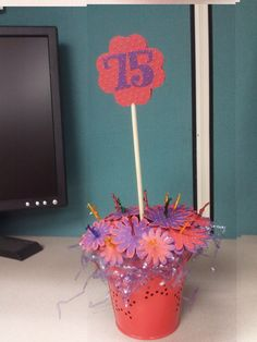 Made For Moms 75th Birthday Party Decorations Parties Dad