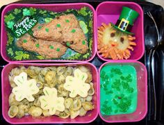 Molly's Lunch Box: ♣Irish You A Happy St. Patrick's Day!!♣