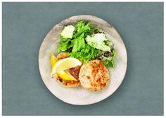 Cheesy Corn and Potato Cakes Recipe | HelloFresh