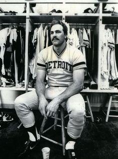 Kirk Gibson through the years Pittsburgh Pirates Baseball, Detroit Tigers Baseball, Detroit Sports, Detroit Area, Kirk Gibson, Detroit History, Baseball Wall, Sports Fanatics, Vintage Football