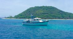 An airline pilot and his family of 4 head out on the seas: pilotsdiscretiondotcom