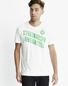 1914de52835fed Le Coq Sportif Football Asse Zaribou T-Shirt