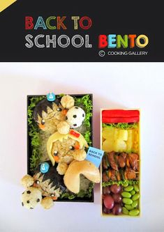 Cooking Gallery: Bento - Charaben