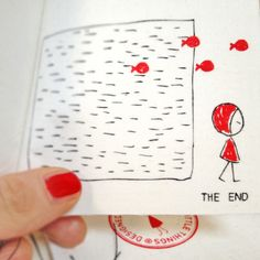"Image of THE LITTLE RAG BOOK - ""Nina & the rain"""