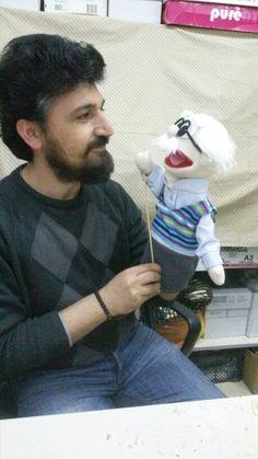 Hand puppet,  el kukla