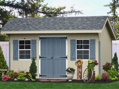 Home Wooden Sheds in PA
