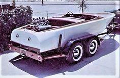 1959 Stevens w/390 Cadillac Motor.