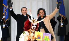 Michelle Obama Neighborhood Library: Where Satanic Drag Queens Read To Children