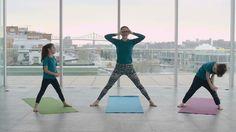 Yoga pour les tout-petits - Défi des Cubes énergie 2016