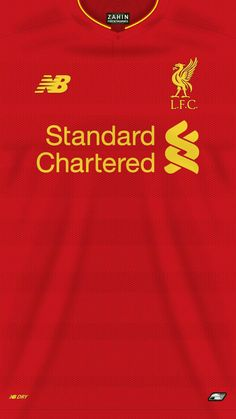 Liverpool 15-16 kit home