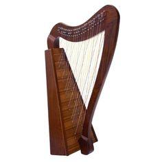 Roosebeck Caitlin Harp TM, Cross Strung Harp - TVs & Electronics - Portable Audio & Electronics - Musical Instruments - Guitars & String Instruments