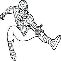 Les 62 Meilleures Images Du Tableau Coloriage Spiderman Sur