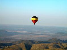 Hot air balloon ride over the Atlas Mountains - Bucket List Ideas