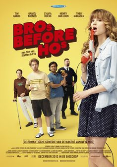 100 Movie Challenge 2014, 114/ 100: Bro's Before Ho's, Rating : 2,5/ 5