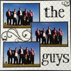 The+Guys - Scrapbook.com