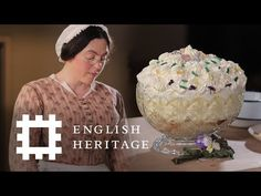 Today, we're going to make a traditional English Trifle the Victorian way. It's the perfect treat for any meal and you can make this all year round. Trifle Desserts, Great Desserts, Dessert Recipes, Trifle Cake, Fatless Sponge, Sponge Cake, How To Make Trifle, Sorbet, Mousse