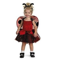 One of the better ladybug costumes out there