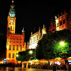 #Gdansk #night