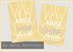 2012 LDS Youth Mutual Theme Printables.  I will need to remember this come January.